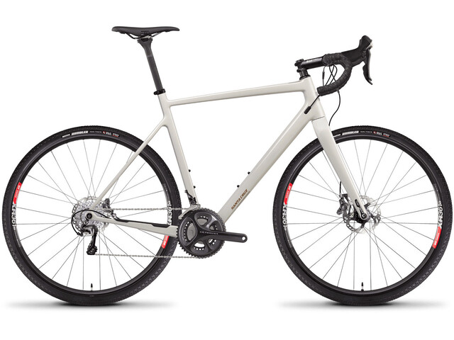 "Santa Cruz Stigmata 2.1 CC Ultegra Cyclocross Bike 28"" white"